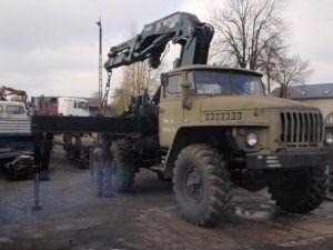 ZDJ  NR ! URAL 6x6 FASSI F 450