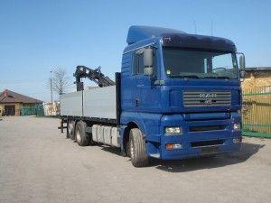 2005 TGA Witkowski HIAB 160
