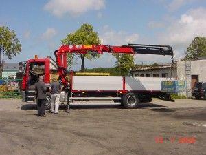 MERCEDES AXOR   HMF 1560 NOWY