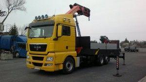 MAN TGX 26.410 PK44000
