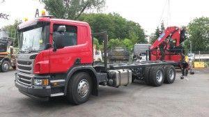 SCANIA R420 HMF 4020