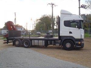 SCANIAA R420 6x2 HMF 280